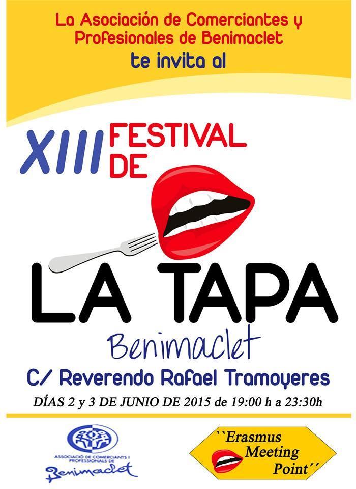 Festival de la Tapa Benimaclet, Il Rosso tapas italianas