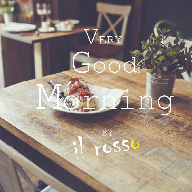 Desayunos con amor Il Rosso