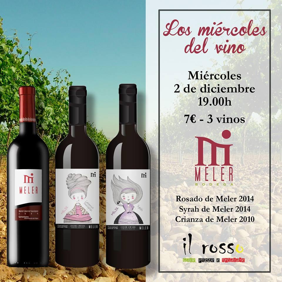 Miércoles de Vino en Il Rosso